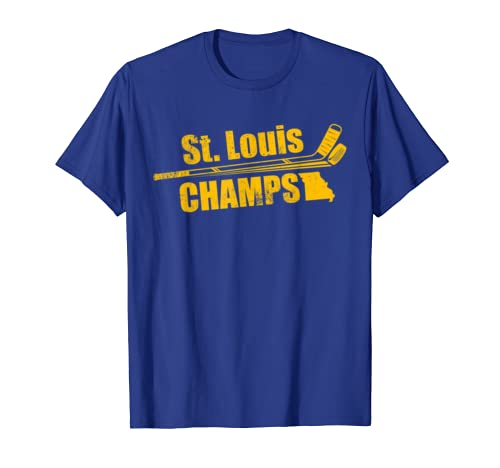 St. Louis Champs Hockey Gift Tee