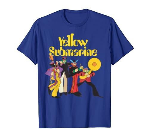 Beatles Yellow Submarine Party T shirt product image