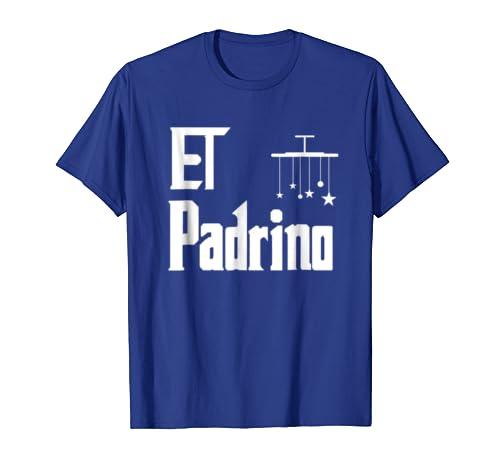 Amazon.com: Regalo para Padrinos de Bautizo - Camiseta Graciosa: Clothing
