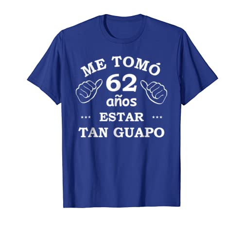 Amazon.com: Mens Camiseta de Cumpleanos 62 Hombre - Birthday ...
