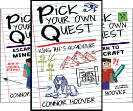 Pick Your Own Quest (8 Book Series)