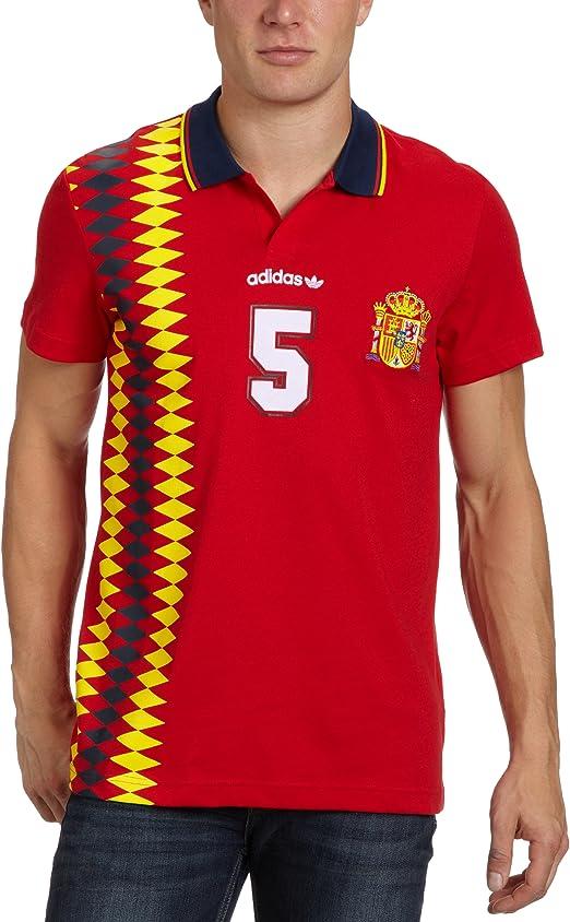 adidas T - Camiseta de Deporte y fútbol para Hombre: Amazon.es: Ropa y accesorios