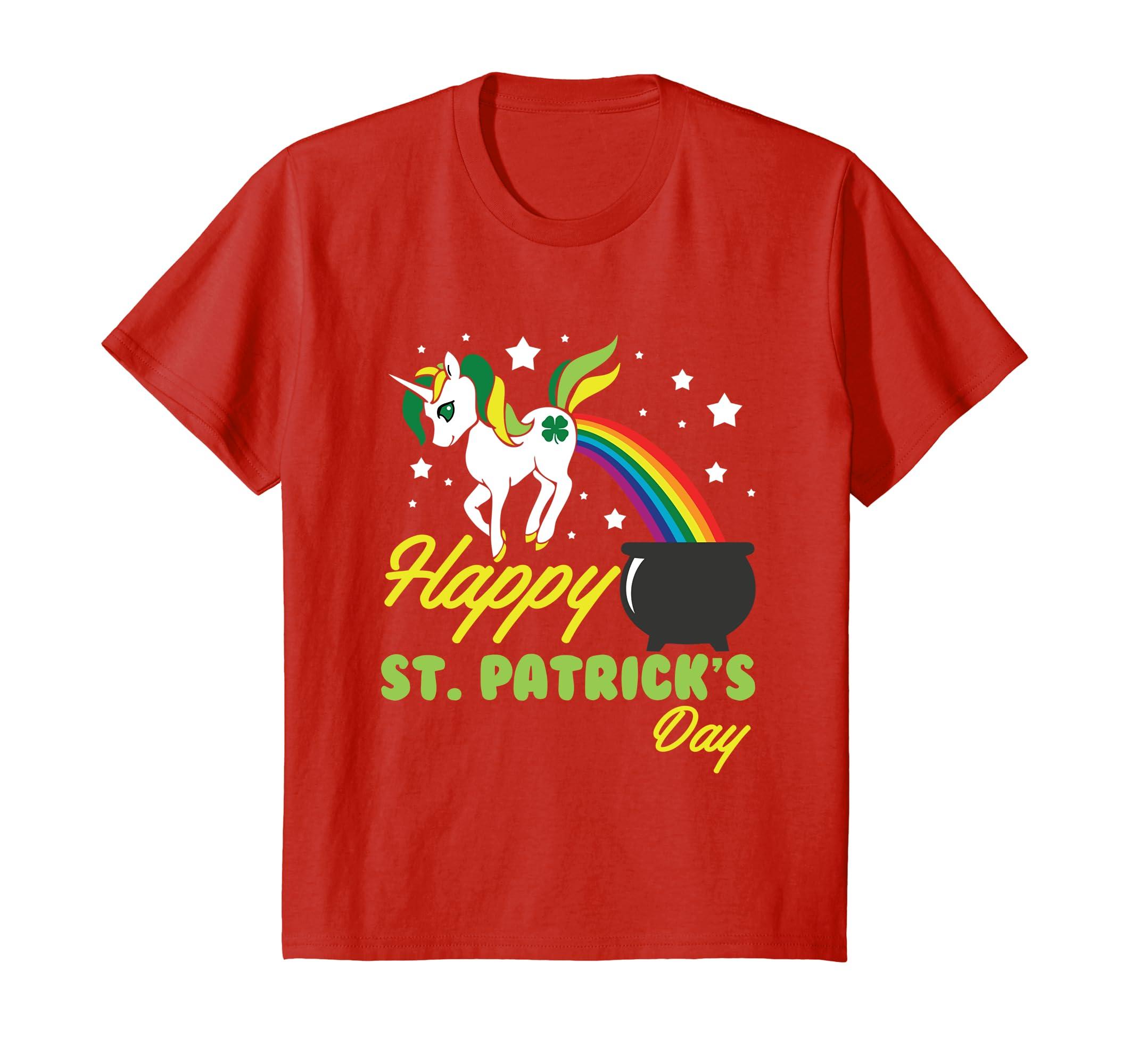 Lepricorn Funny Saint Patricks Day