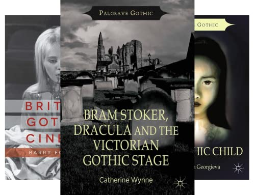 Palgrave Gothic (27 Book Series)