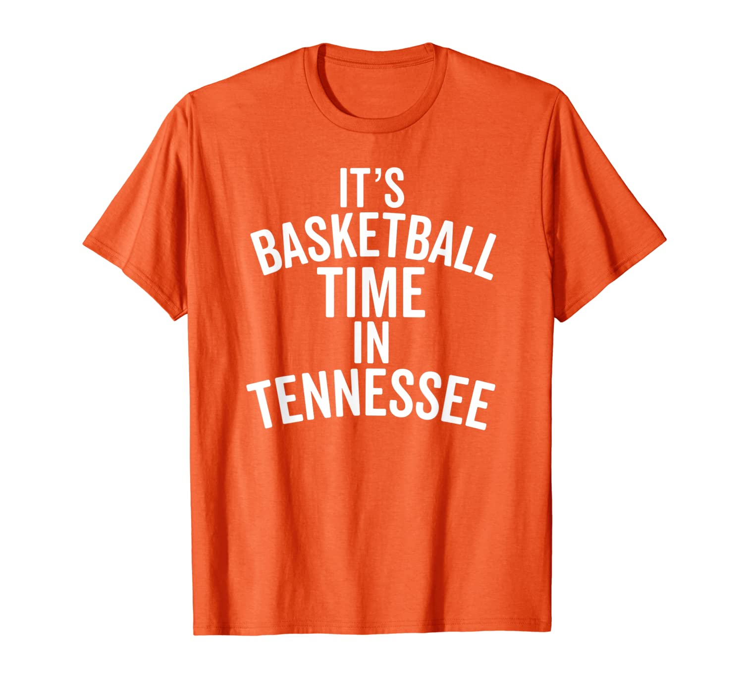 It's Basketball Time In Tennessee College Ball Fan Shirts