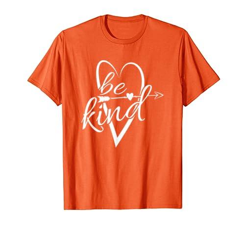 Unity Day Orange Shirt 2019 Anti Bullying Be Kind T Shirt