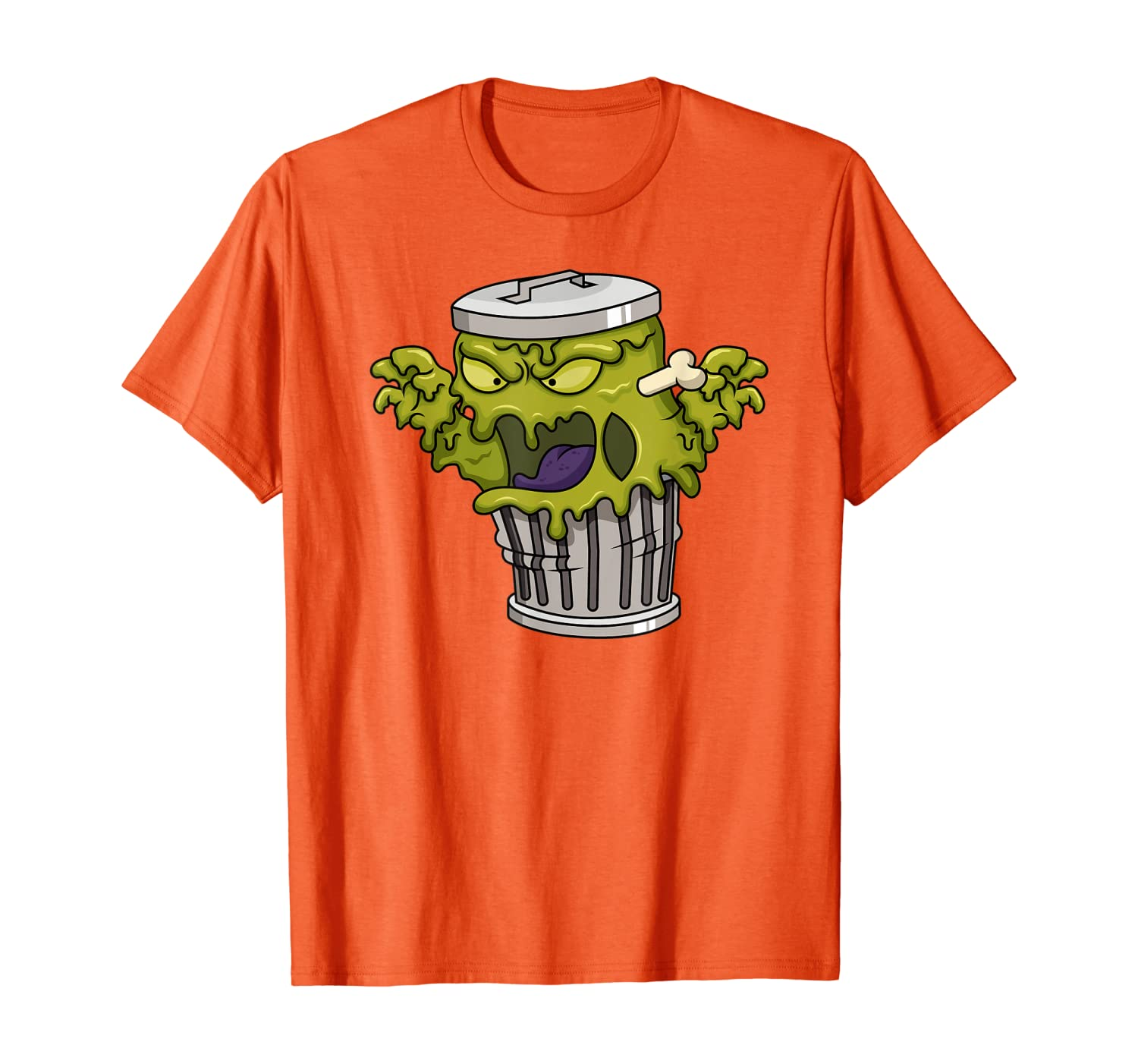 Garbage Monster Funny Gift Halloween Shirts