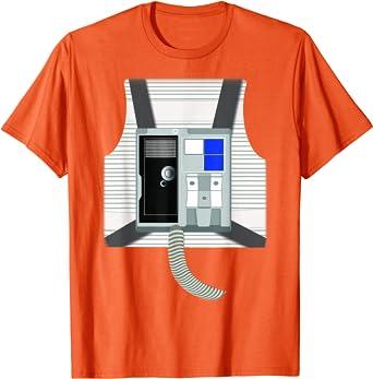 Star Wars Halloween Rebel Pilot Costume T-Shirt