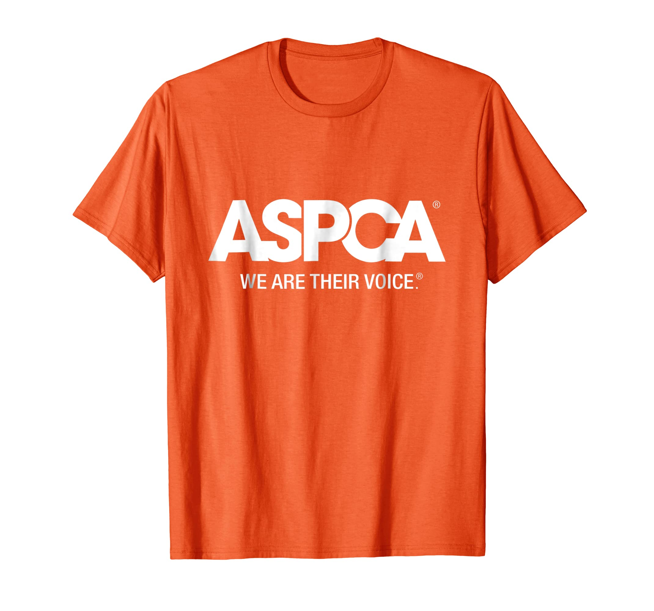 f316c70242 ASPCA We Are Their Voice Logo T-Shirt- TPT - Best Selling T-Shirts