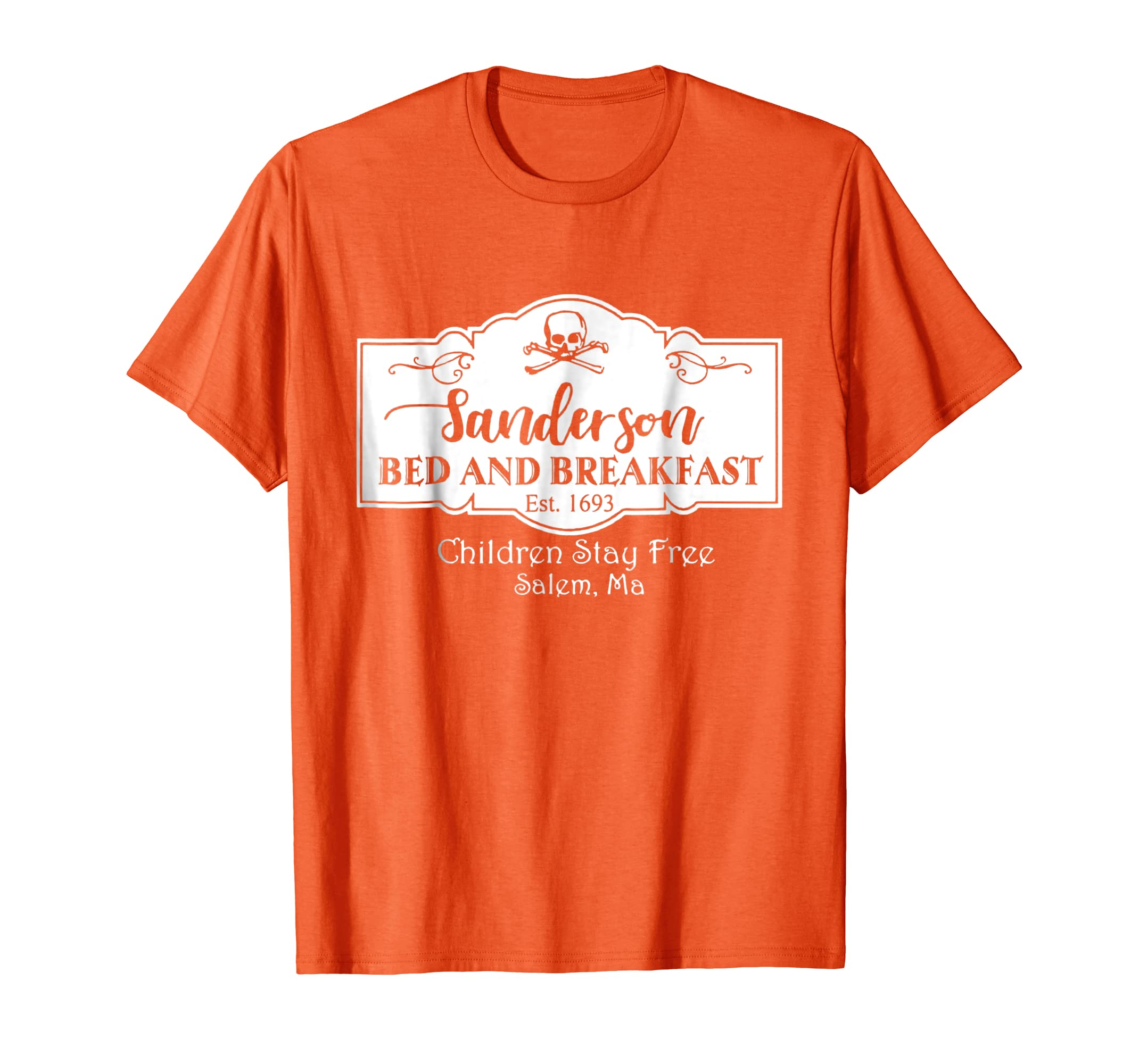 Sanderson Bed And Breakfast Halloween Costume Shirt Gift-ANZ