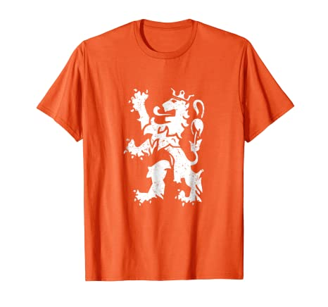 Image Unavailable. Image not available for. Color  Vintage Netherlands  Soccer Jersey Dutch Pride Football 52127c371