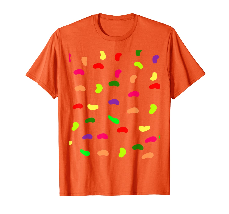 Jelly Bean Halloween Costume T Shirt | FlexMad  Cool T Shirt ...