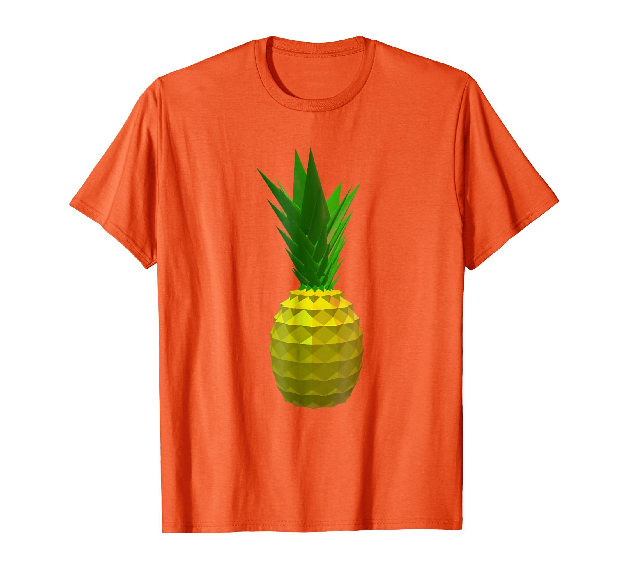 2ca8115b Amazon.com: Pineapple 3D Grenade Hawaiian Aloha t-shirt: Clothing