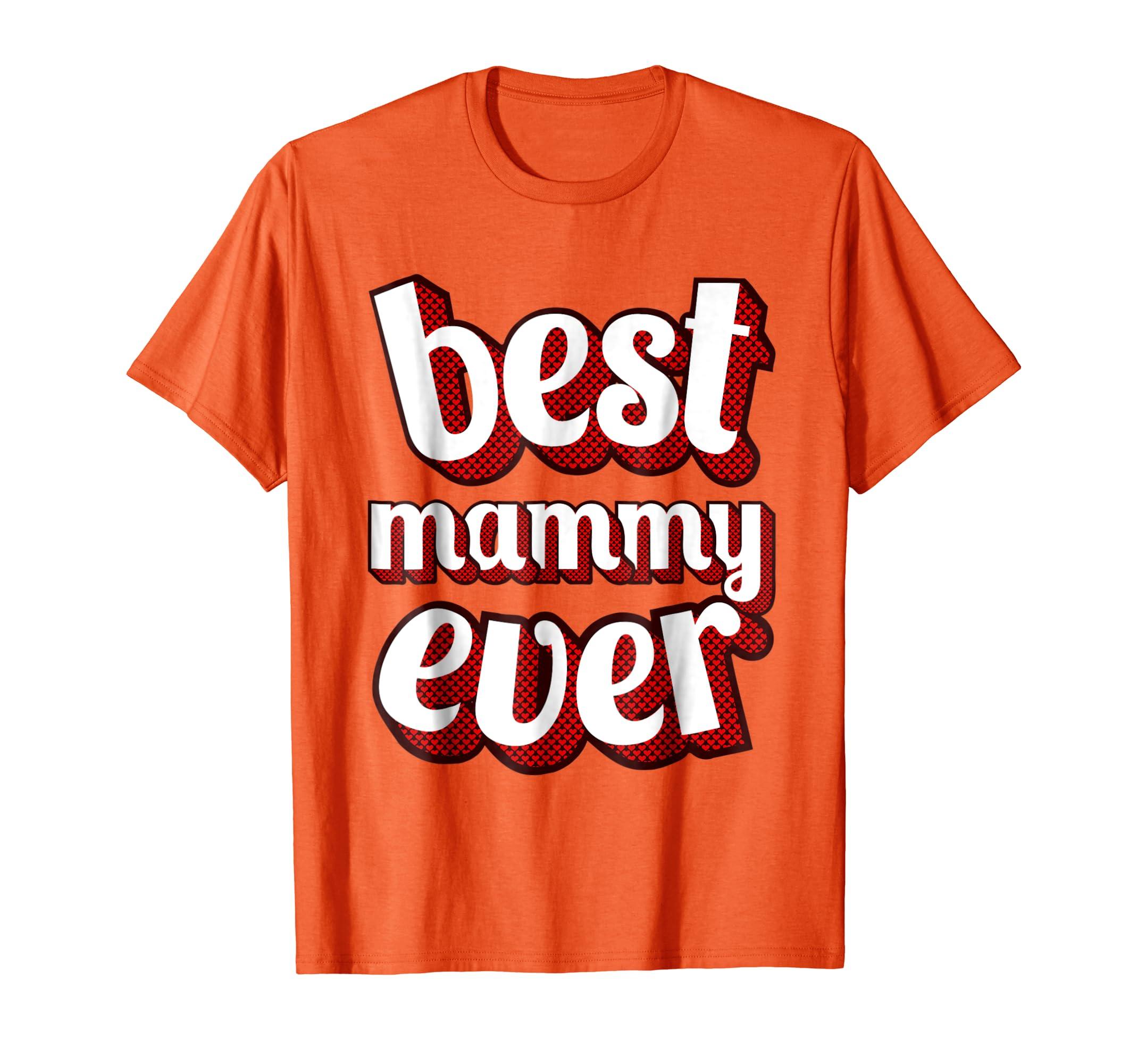 c1944bca3 ... Best Mammy Ever Vintage T Shirt Retro Classic Graphic Design-prm ...