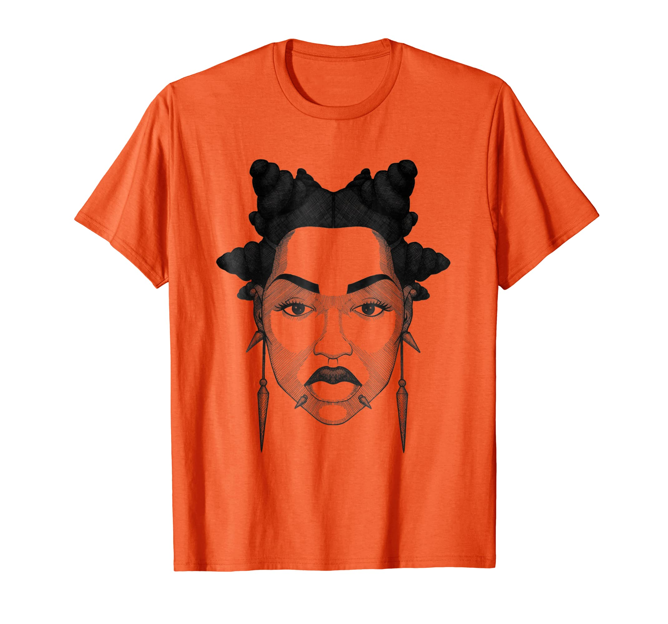 Black Power Women AFRO PUNK T-Shirt-SFL