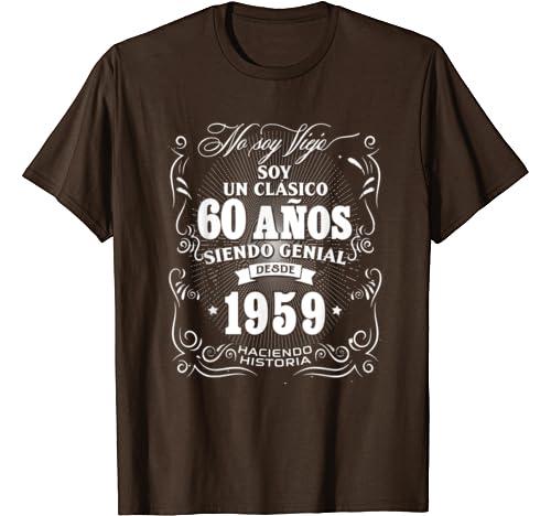 Amazon.com: Mens 60th Birthday gift for Men in Spanish ...