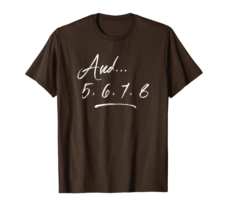 Dance Teacher Appreciation Gifts Idea Instructor T-Shirt Tee-TH