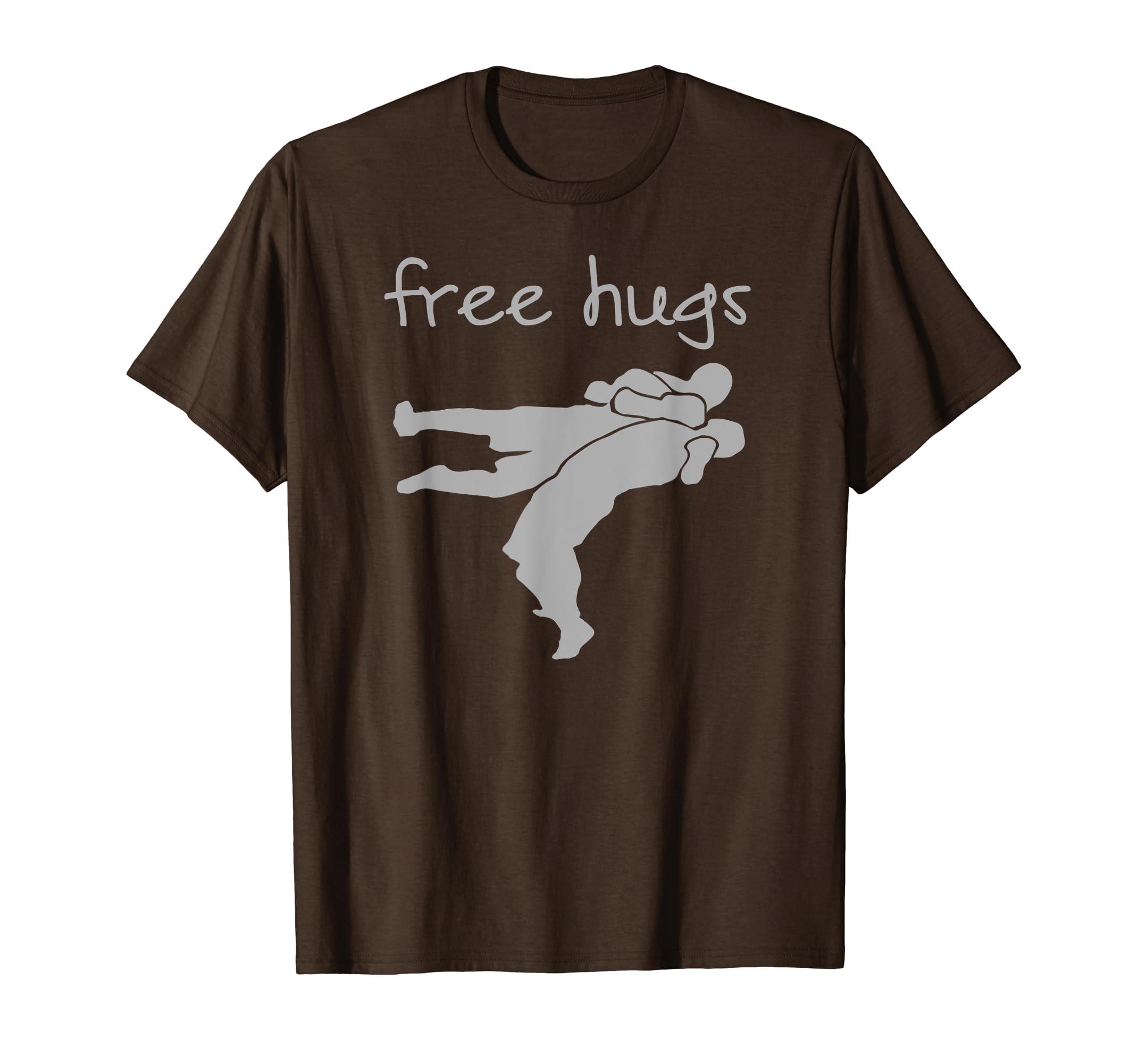 33d2e1afb9 Amazon.com: Funny Wrestling T-shirt: Clothing