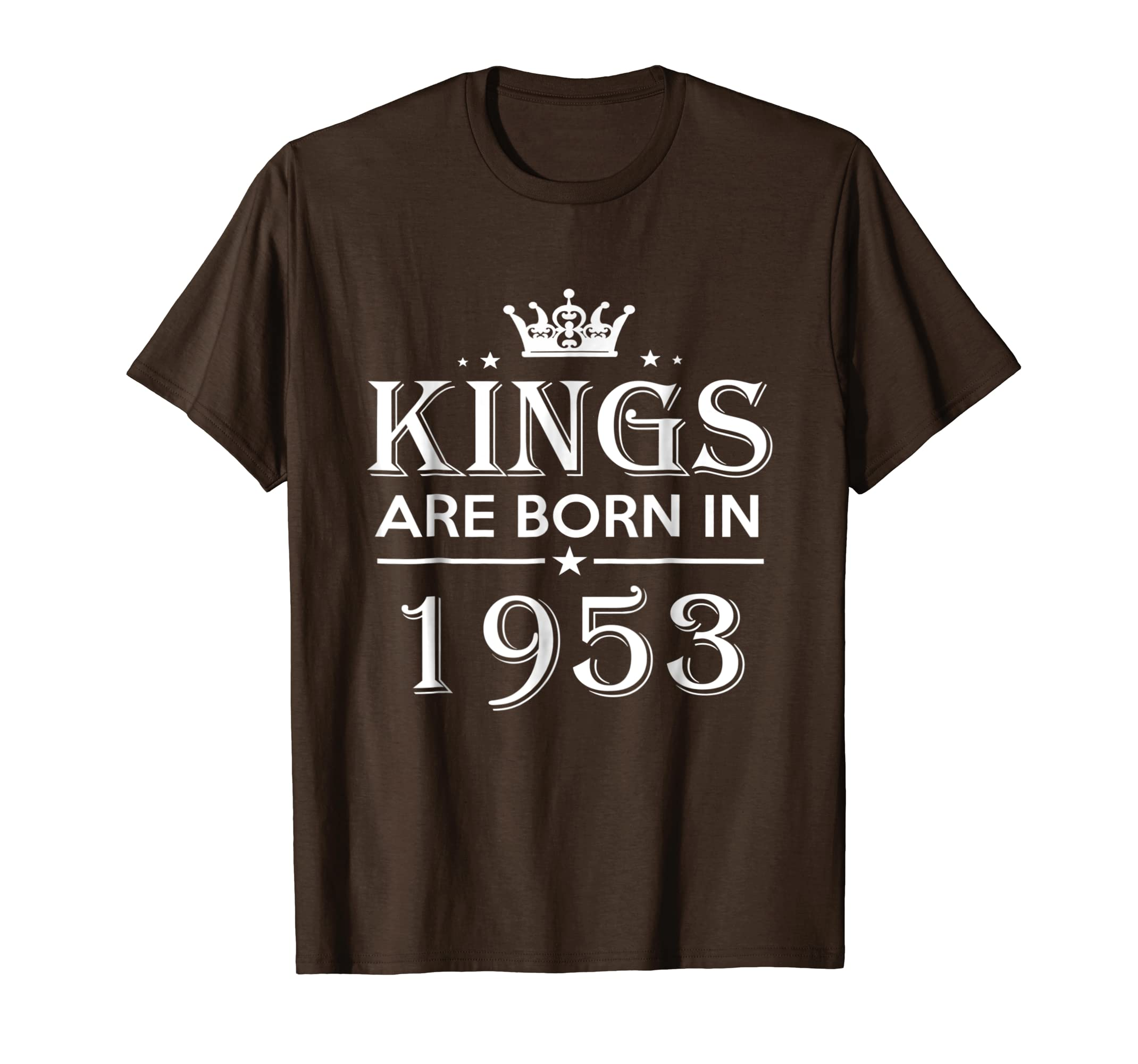 Amazon 64th Birthday Gifts Idea For Him Men 64 Years Old King Shirt Clothing