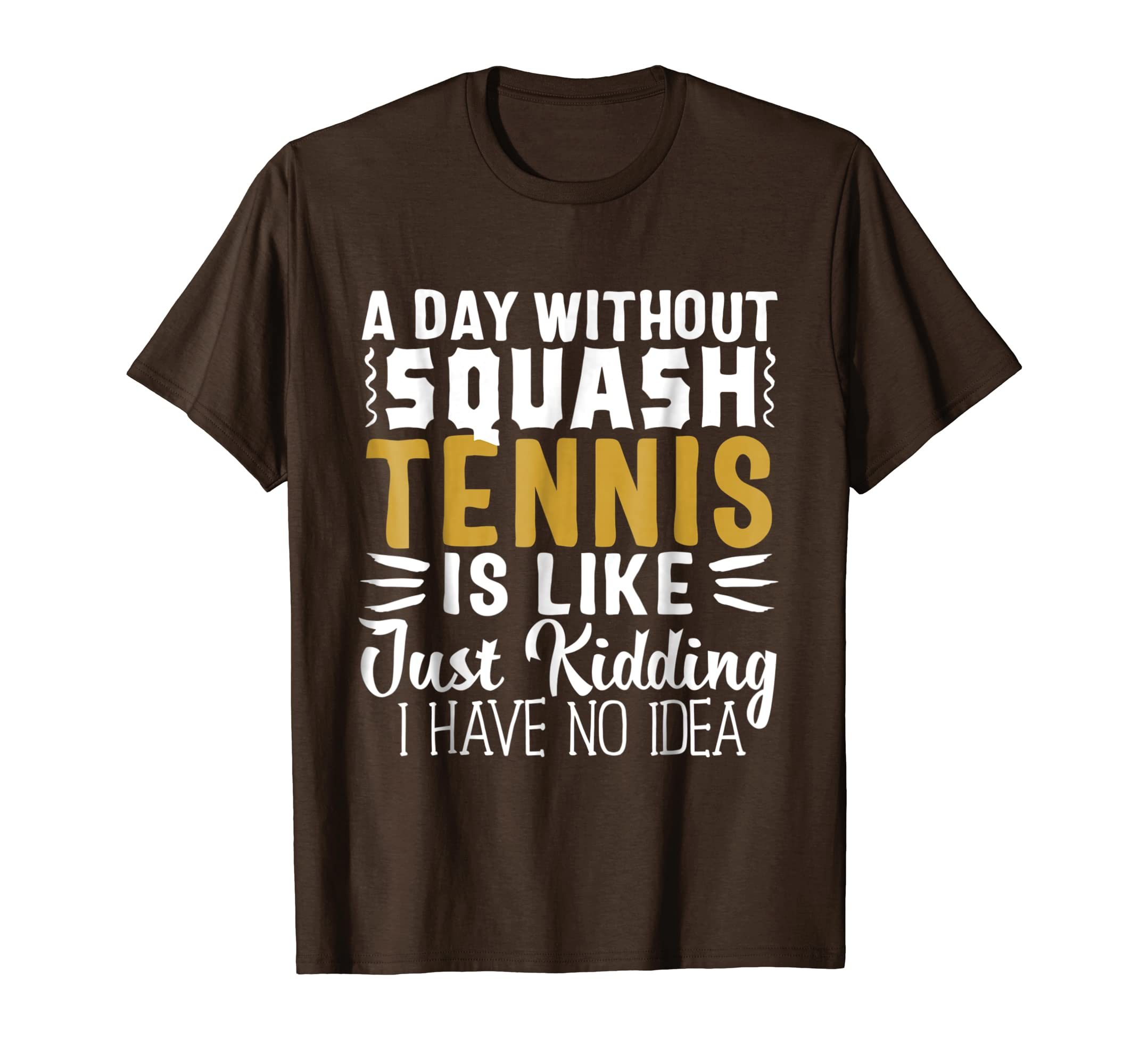 Squash Tennis Shirt Women Squash Tennis T Shirt Men Gift-SFL