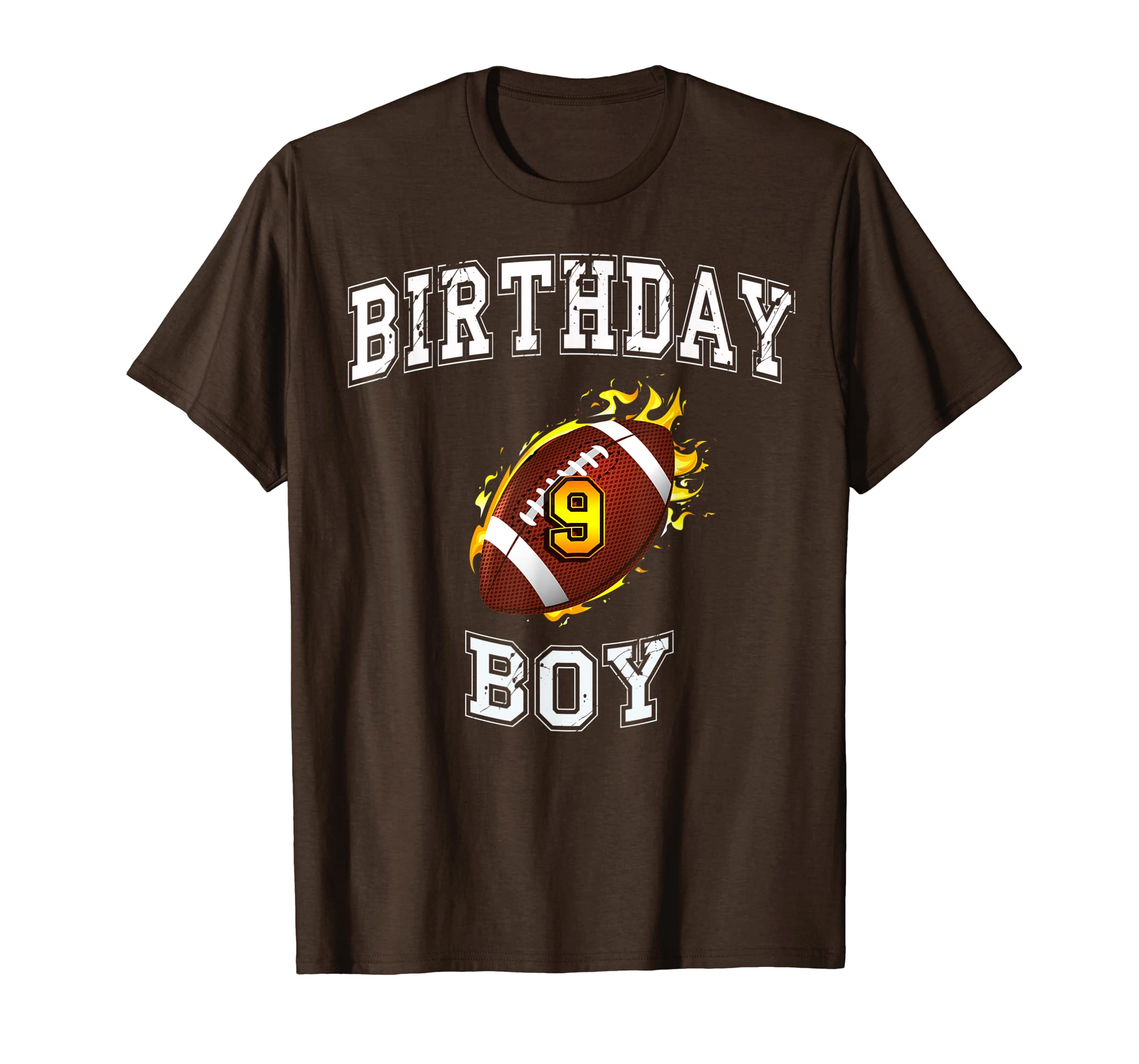 Amazon 9th Birthday Boy Shirt