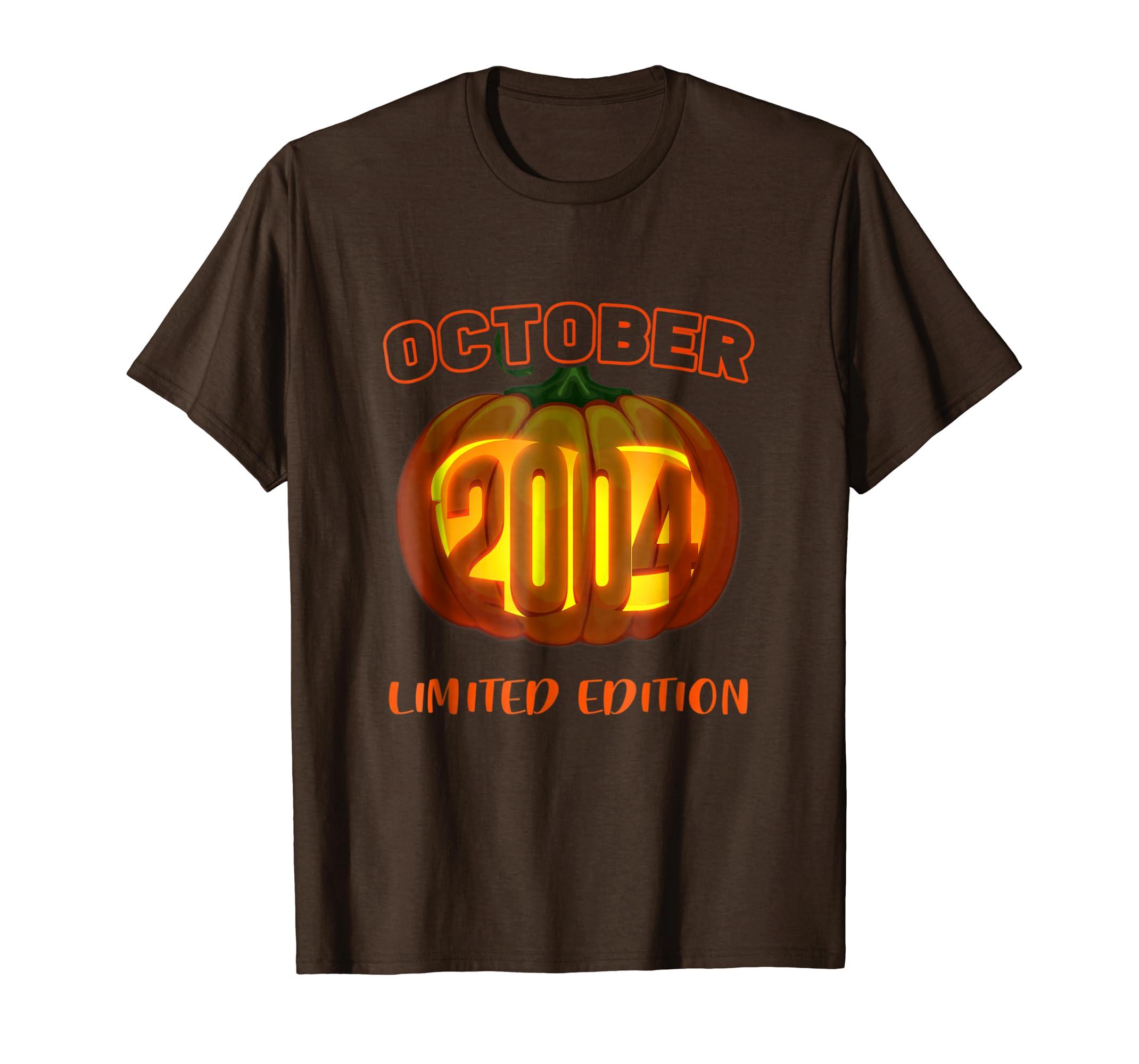 14th Birthday Gift Vintage 2004 Halloween T Shirt-SFL