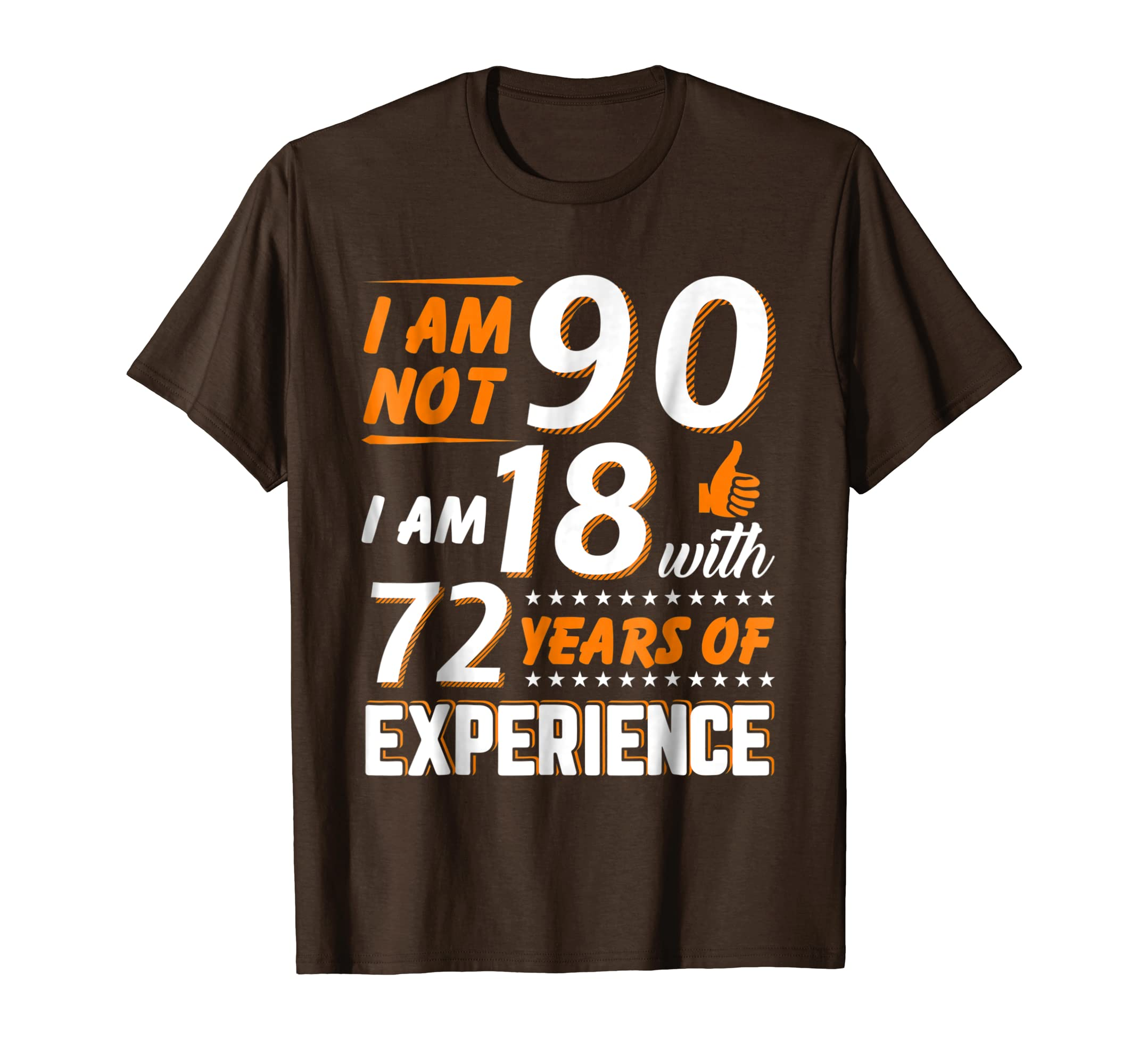 Amazon 90th Birthday T Shirt Gag Gift 90 Year Old Humor Clothing