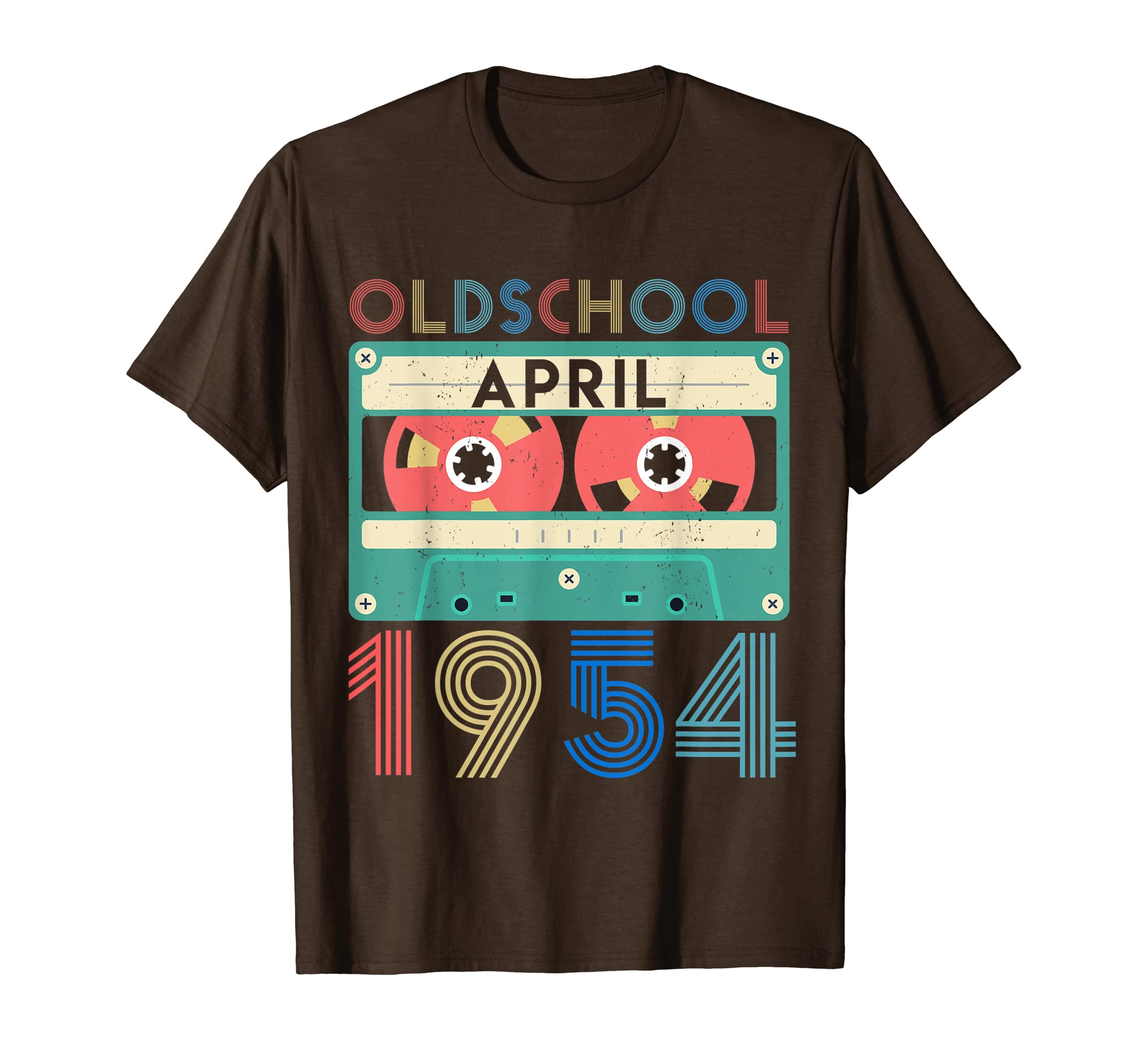 Amazon com: Oldschool 65th Birthday Gift Ideas April 1954