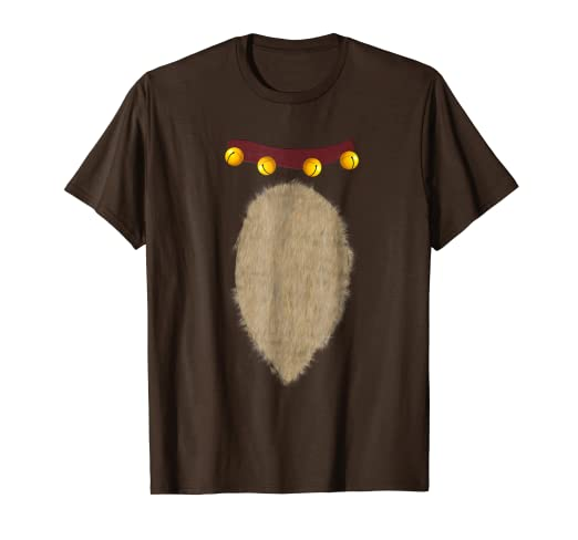 8a5023c4 Amazon.com: Christmas Reindeer Costume T-Shirt: Clothing