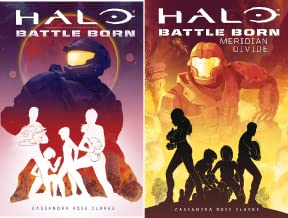 Battle Born: A Halo Young Adult Novel (2 Book Series)