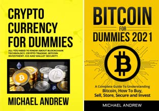 A - Z Cryptocurrency Beginner - Expert Guide (2 Book Series)