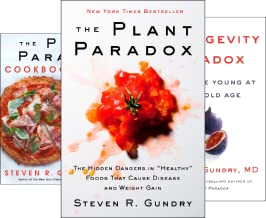 The Plant Paradox (4 Book Series)