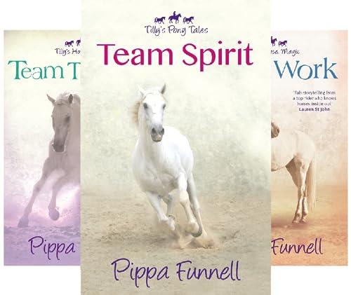 Tilly's Horse, Magic (4 Book Series)