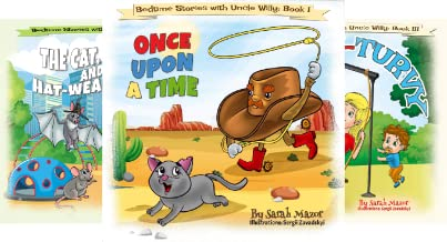 Bedtime Stories with Uncle Willy (3 Book Series)