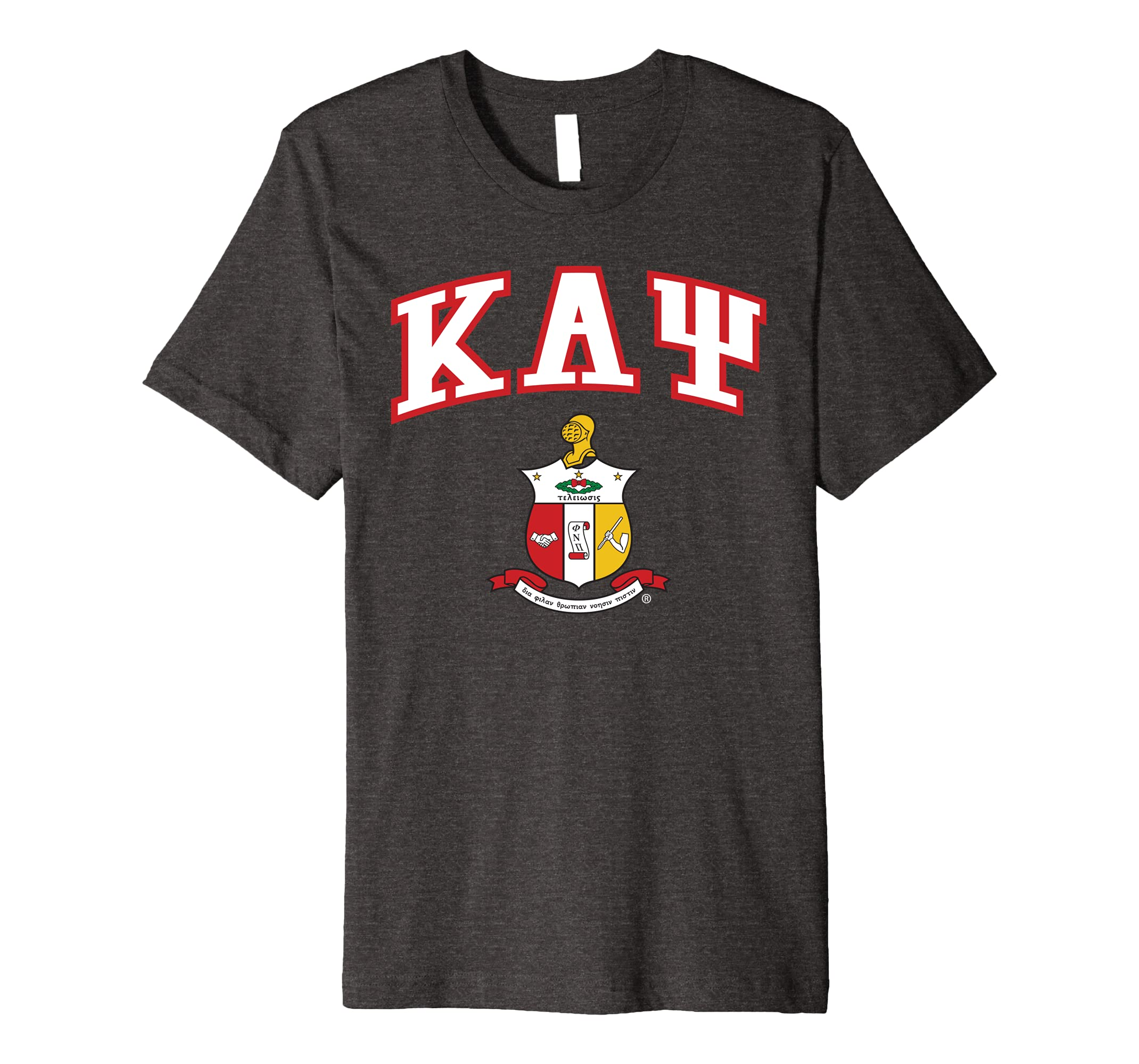 b27231878d Amazon.com: Mens Kappa Alpha Psi Fraternity, Inc. T-shirts: Clothing