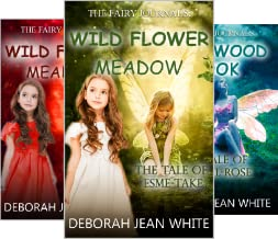 The Fairy Journals (3 Book Series)