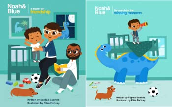 Noah and Blue (2 Book Series)
