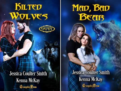 Shifters in Plaid (2 Book Series)