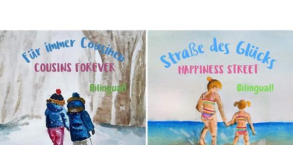 German Bilingual Books - Fostering Creativity in Kids