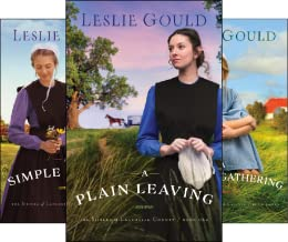 The Sisters of Lancaster County (3 Book Series)