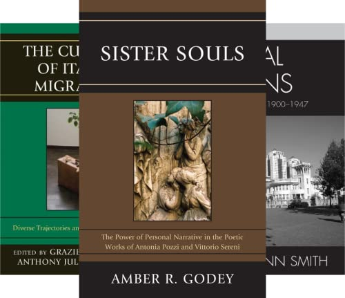 The Fairleigh Dickinson University Press Series in Italian Studies (20 Book Series)