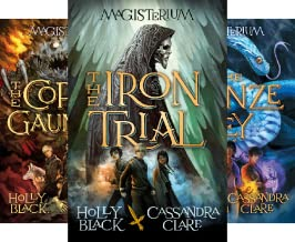 Magisterium (5 Book Series)