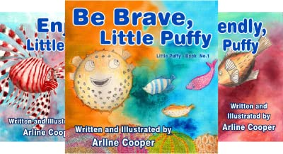 Little Puffy (3 Book Series)