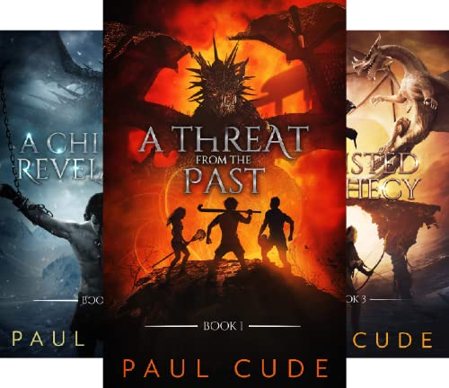 The White Dragon Saga (4 Book Series)