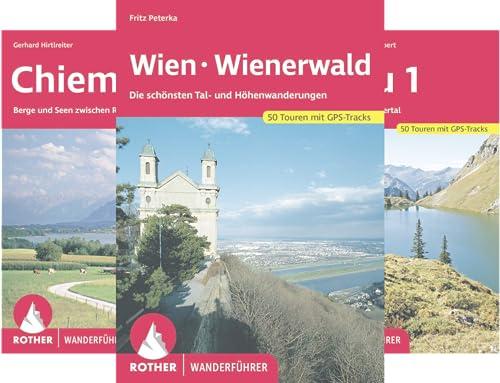 Rother Wanderführer (101-123) (Reihe in 23 Bänden)