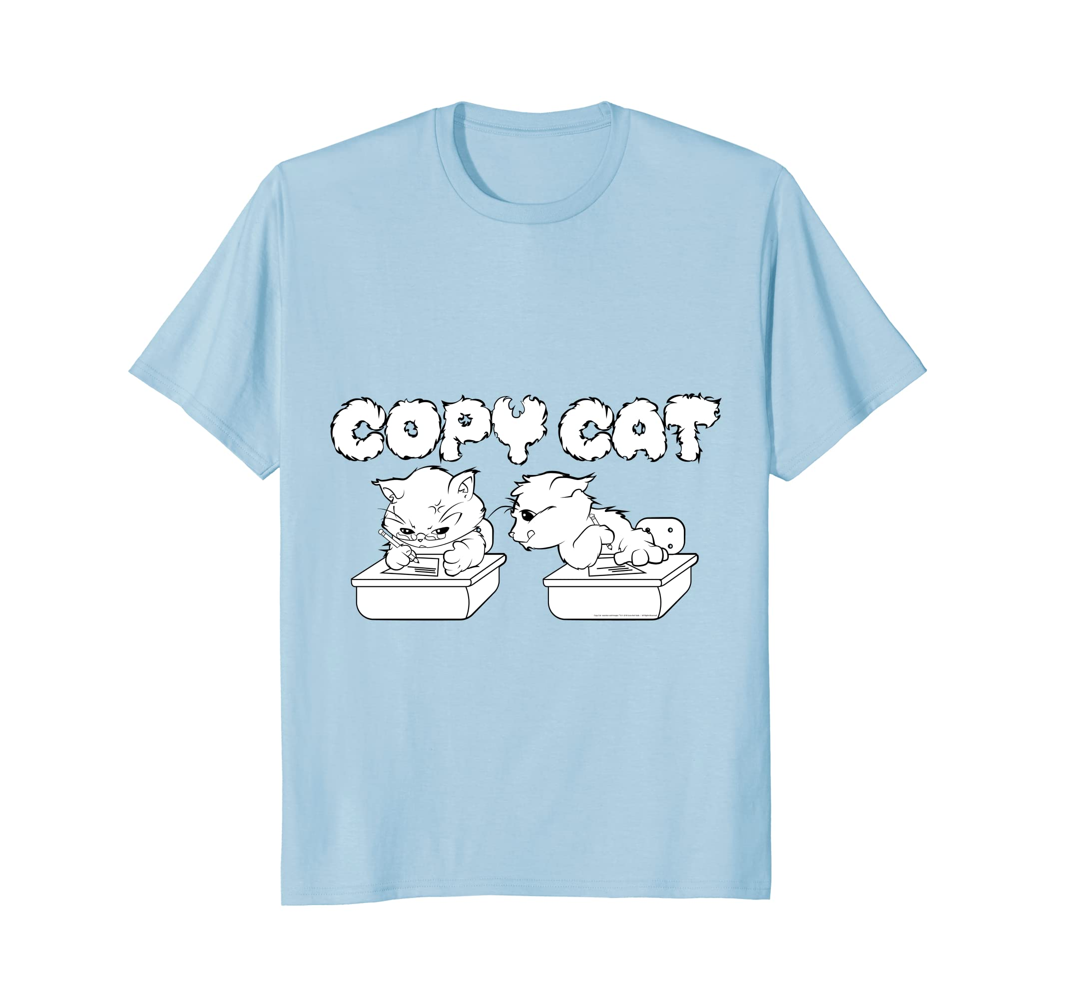 Adorable Cat T Shirt Copy Cat Custom Design Gift Tee Ah My Shirt
