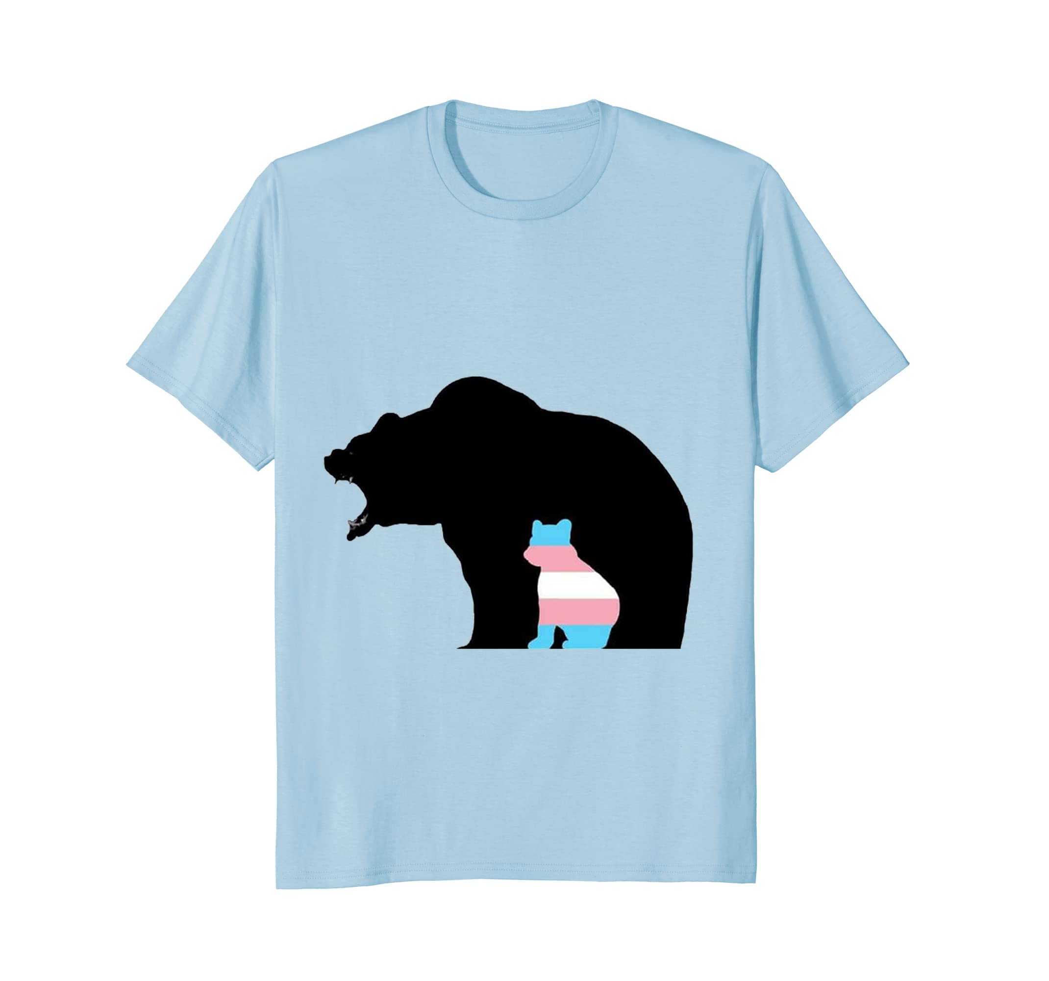 Trans Mama Bear Shirt-ah my shirt one gift