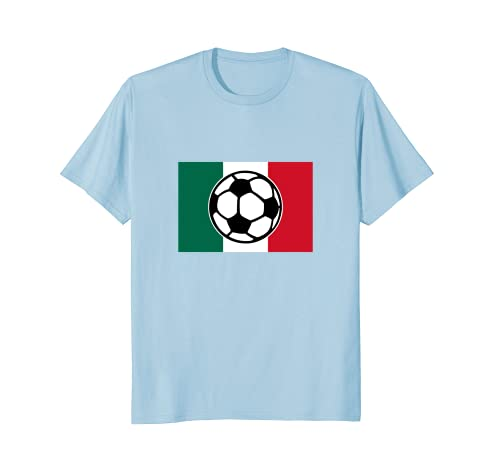 Amazon.com: Mexico Soccer T-Shirt for Mexican Football Players and Fans: Clothing