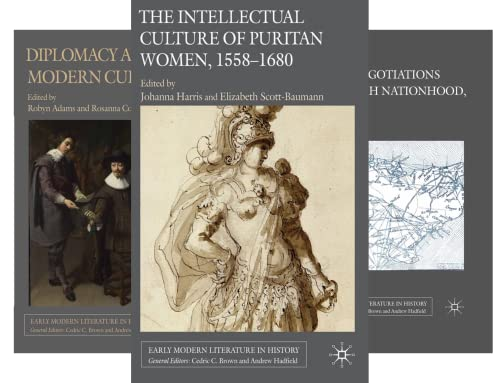 Early Modern Literature in History (45 Book Series)