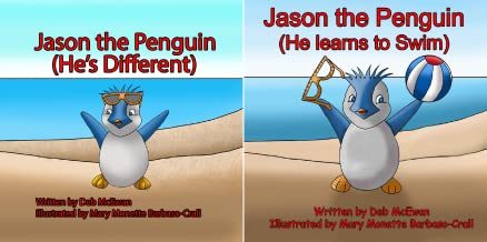 Jason the Penguin (2 Book Series)